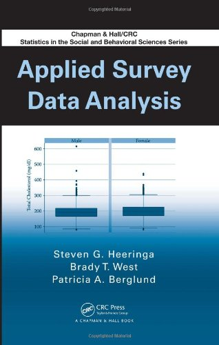 Applied Survey Data Analysis   2010 edition cover