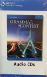 Grammar in Context 1  5th 2010 edition cover