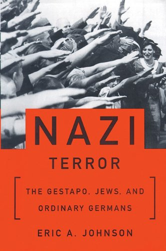 Nazi Terror: The Gestapo, Jews, and Ordinary Germans: Library Edition  2011 edition cover