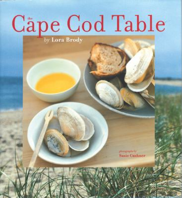 Cape Cod Table   2007 9781558323667 Front Cover