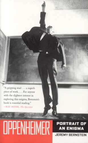 Oppenheimer Portrait of an Enigma N/A edition cover