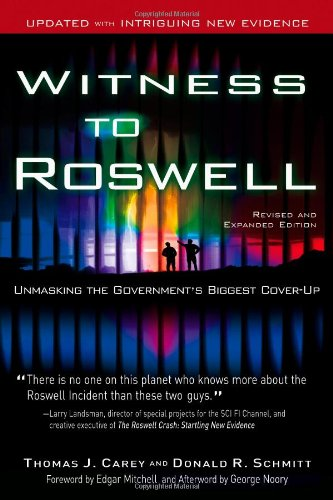 Witness to Roswell  Revised  edition cover