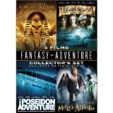 Fantasy/Adventure: 4 Movie Collector's Set System.Collections.Generic.List`1[System.String] artwork
