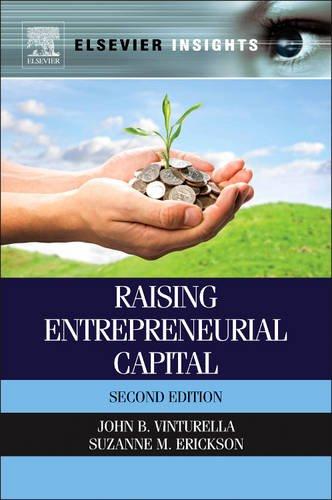 Raising Entrepreneurial Capital  2nd 2013 edition cover