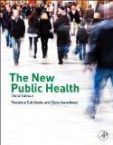 The New Public Health:   2013 edition cover
