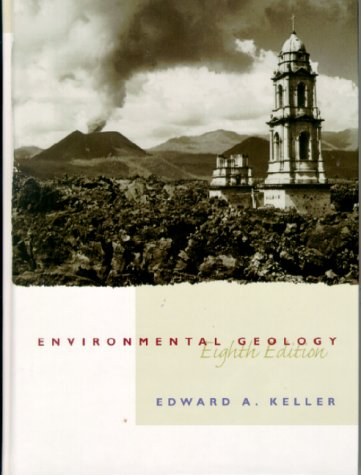 Environmental Geology  8th 2000 (Revised) edition cover