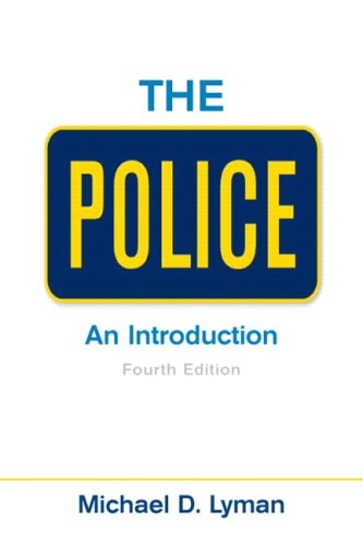Police An Introduction 4th 2010 edition cover
