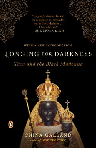 Longing for Darkness Tara and the Black Madonna Revised edition cover
