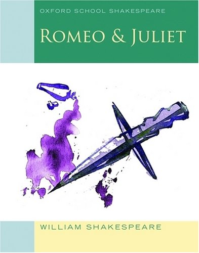 Romeo and Juliet  6th 2009 9780198321668 Front Cover