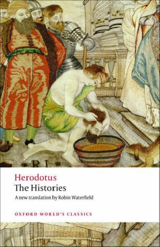 Histories   2008 edition cover