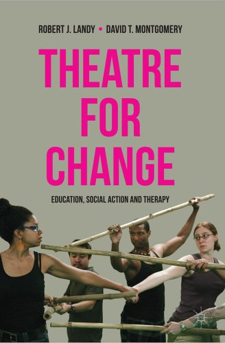 Theatre for Change Education, Social Action and Therapy  2012 edition cover