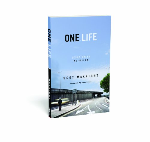 One Life Jesus Calls, We Follow  2010 edition cover