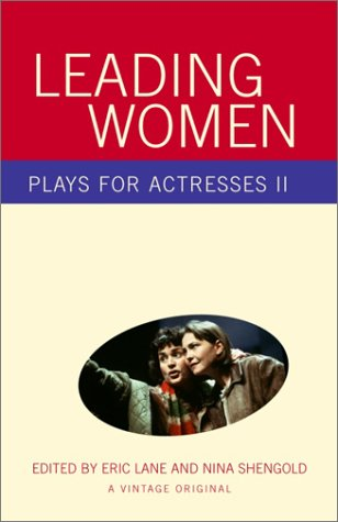 Leading Women Plays for Actresses 2  2002 edition cover