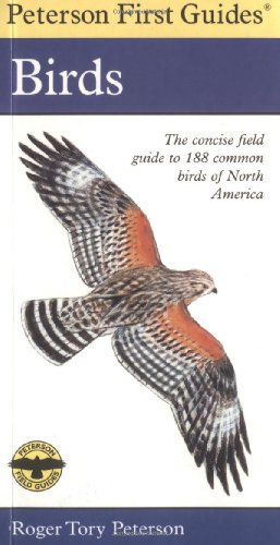 Peterson First Guide to Birds of North America  2nd 1998 edition cover