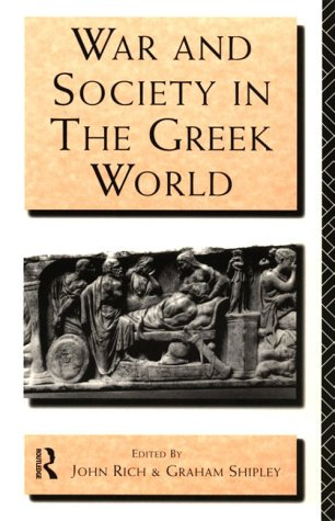 War and Society in the Greek World   1995 edition cover