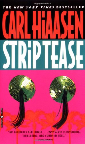 Strip Tease   1993 (Reprint) edition cover