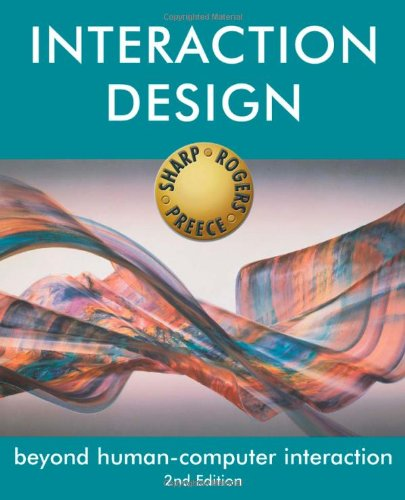 Interaction Design Beyond Human-Computer Interaction 2nd 2006 edition cover