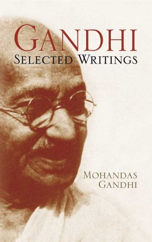 Gandhi Selected Writings  2005 edition cover