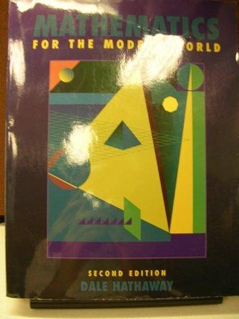 MATHEMATICS F/MODERN WORLD >CU 2nd 2003 edition cover