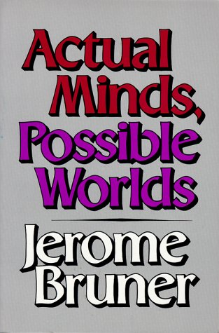 Actual Minds, Possible Worlds   1986 edition cover