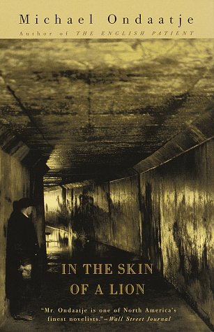 In the Skin of a Lion  N/A edition cover