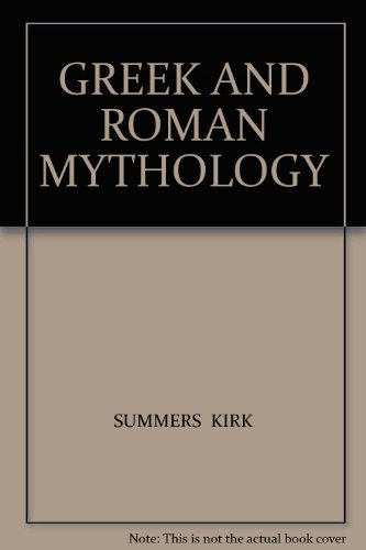 Greek and Roman Mythology 2nd 2003 (Revised) 9780757502668 Front Cover