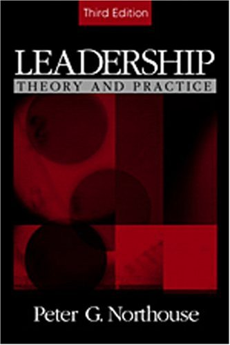 Leadership Theory and Practice 3rd 2003 (Revised) edition cover
