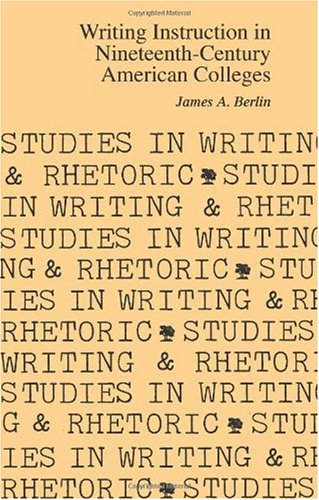 Writing Instruction in Nineteenth-Century American Colleges  N/A edition cover