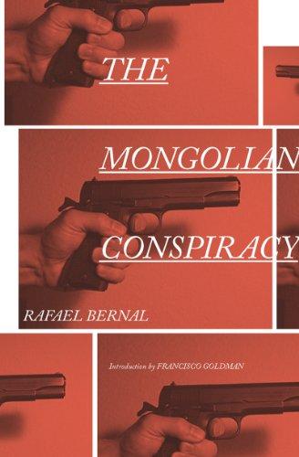 Mongolian Conspiracy   2013 edition cover