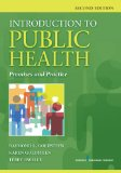 Introduction to Public Health: Promises and Practice  2014 edition cover
