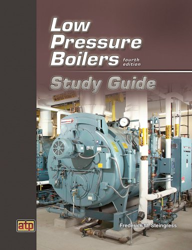Low Pressure Boilers:   2012 edition cover