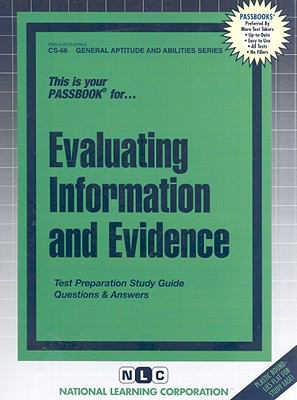 Evaluating Information and Evidence   2005 edition cover