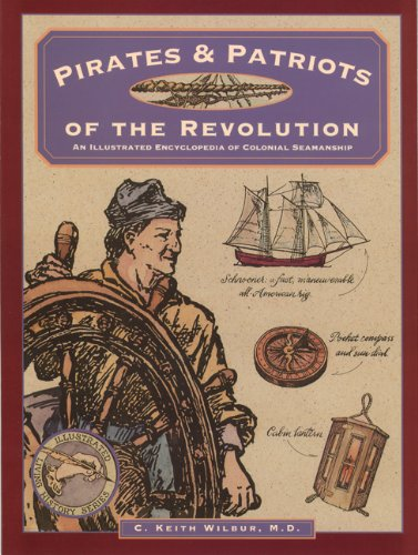 Picture Book of the Revolution's Privateers  N/A 9780871068668 Front Cover