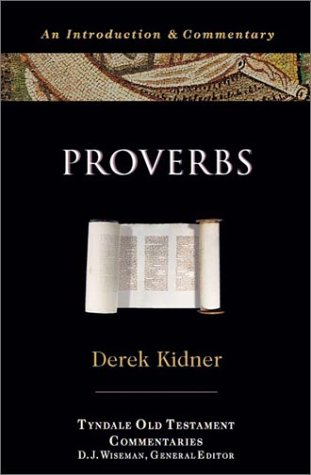 Proverbs N/A edition cover