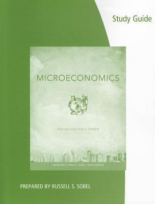 Microeconomics Private and Public Choice 14th 2013 edition cover