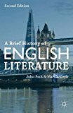 Brief History of English Literature  2nd 2013 (Revised) edition cover