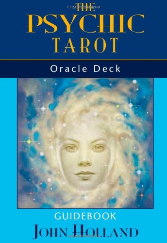 Psychic Tarot Oracle Cards A 65-Card Deck, Plus Booklet! N/A 9781401918668 Front Cover