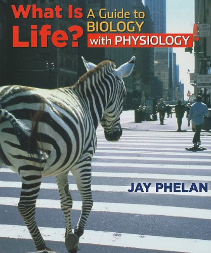 What Is Life? A Guide to Biology with Physiology W/ Prep-U Access Card  2010 edition cover