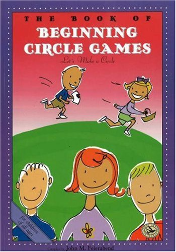 Book of Beginning Circle Games Let's Make a Circle  2004 edition cover