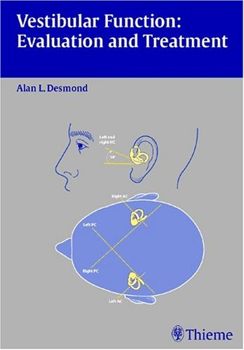 Vestibular Function Evaluation and Treatment  2004 edition cover