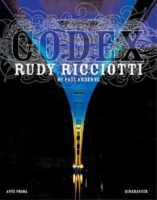 Codex Rudy Ricciotti  2004 9783764369668 Front Cover