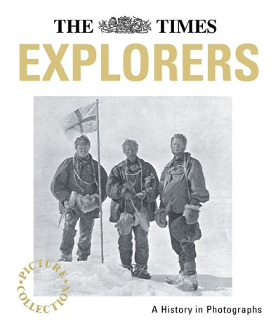Explorers   2003 edition cover