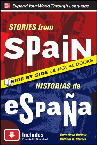 Stories from Spain (Historias de Espana)  2nd 2010 9780071702669 Front Cover
