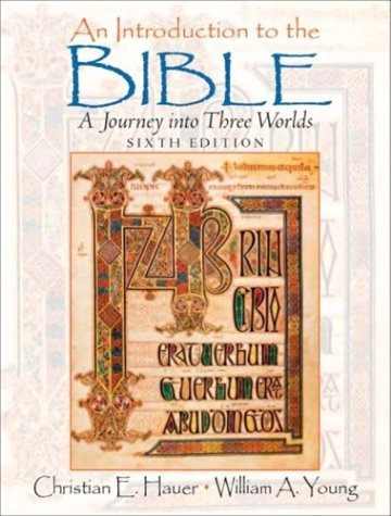 Introduction to the Bible  6th 2005 (Revised) edition cover