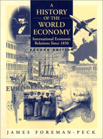 History of World Economy  2nd 1995 9780132108669 Front Cover