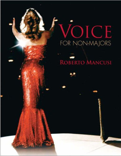Voice for Non-Majors   2009 edition cover
