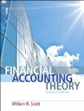 Financial Accounting Theory:   2015 edition cover