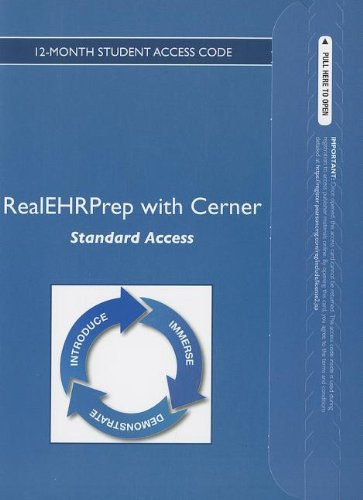 Cerner's Academic EHR   2013 (Revised) edition cover