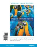 Organizational Behavior: Student Value Edition  2014 edition cover