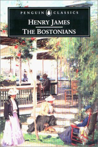 Bostonians   2000 edition cover